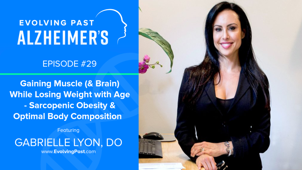 Episode #29: Gaining Muscle (& Brain) While Losing Weight
